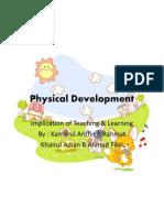 Physical Development CD