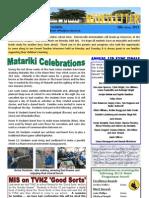 Newsletter 28.06.12