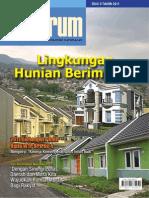 Lingkungan Hunian Berimbang. Media Komunikasi Komunitas Perumahan 'INFORUM' Edisi 2 Tahun 2011