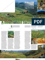 RT Vol. 5, No. 1 A mountainous success