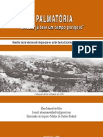 A PALMATÓRIA - Revolta Social em Área de Imigração no Sul de Santa Catarina