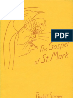 Rudolf Steiner - The Gospel of St Mark