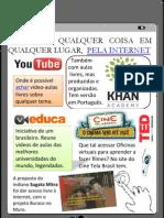 Projeto Folder Educom EAD