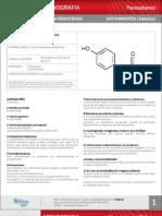 Acetaminofen Paracetamol