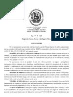 Sentencia del TSJ Nº 1362 - Solo las conclusiones (Actualizada)
