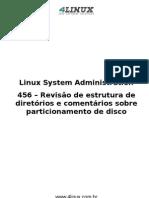 Estrutura de Diretorios Particionamento