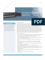 Juniper Ex2200 Datasheet Feb2010
