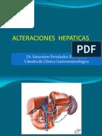 HIPERTENSIÓN PORTAL FISIOPATO 2011 clase 24 10 2011