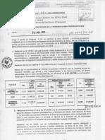 Documentos Del Pliego Nacional