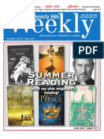 Summer Reading--Beverly Hills Weekly, Issue #665