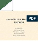 Angiotensin II Receptor Blockers-powerpoint