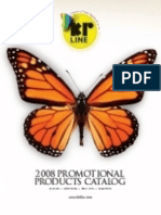 2008 KR Line Promotional Products Catalog
