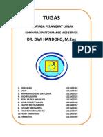 TUGAS RPL Perfomance Web Server