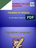 Figures of Speech by Sir a.H.K (2)