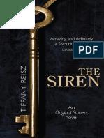 The Siren by Tiffany Reisz - Chapter Sampler