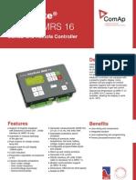 Remote Wiring Diagram - InteliLite MRS 16