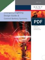 Emergency Lighting Design Guide-Gent
