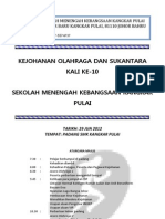 Buku Program Hari Sukan 2012 SMKKP