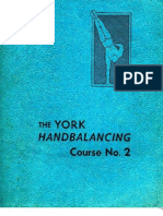 York Hand Balancing 2