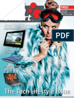 TechSmart 106, July 2012, The Tech Lifestyle Issue
