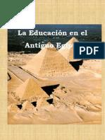 La Educacion en El Antiguo Egipto