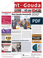 De Krant Van Gouda, 28 Juni 2012