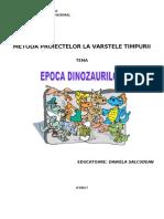 Metoda Proiectelor Dinozauri