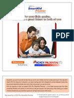 ICICI Pru Smart Kid Premier Brochure