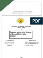 Hyundai Marketing Strategy in India