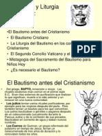 Bautismo Biblia