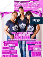 GeeChee One Magazine - June 2012