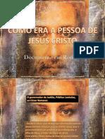 Albino Marques_Como Era a Pessoa de Jesus Cristo