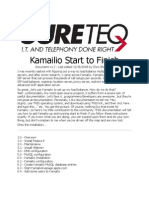 Kamailio Start to Finish