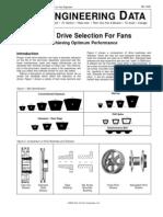 Fan Belt Drive