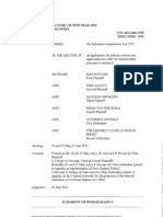Megaupload Dotcom NZ Warrants Ruling