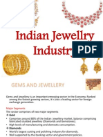 Indian Jewelry Industry