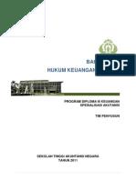 Hukum Keuangan Negara