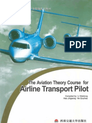 ATPL Reference Book | Instrument Flight Rules | Pilot (Aeronautics)