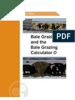 Bale Grazing
