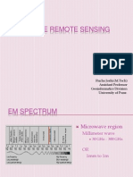 Microwave Remote Sensing_Rucha