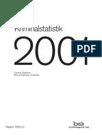 sweden kriminalstatistik_2001