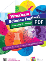 Wrexham Science Festival 2012