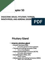 Endocrine Gland Drugs