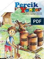 Sampah ku Kelola. PERCIK Yunior Edisi 3 Agustus 2007. Media Informasi Air Minum dan Penyehatan Lingkungan untuk Anak