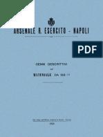 Cenni Descrittivi Sul Materiale Da 152-13