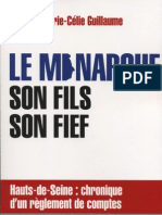 Le Monarque, son fils, son fief (Guillaume, Marie-Célie, 2012)