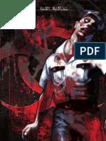 Resident Evil Building Deck - Livro de Regras