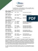 Comunicado IV / 2012