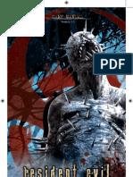 Resident Evil Building Deck Alliance - Livro de Regras