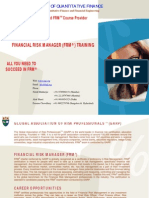 FRM 2012 May Brochure